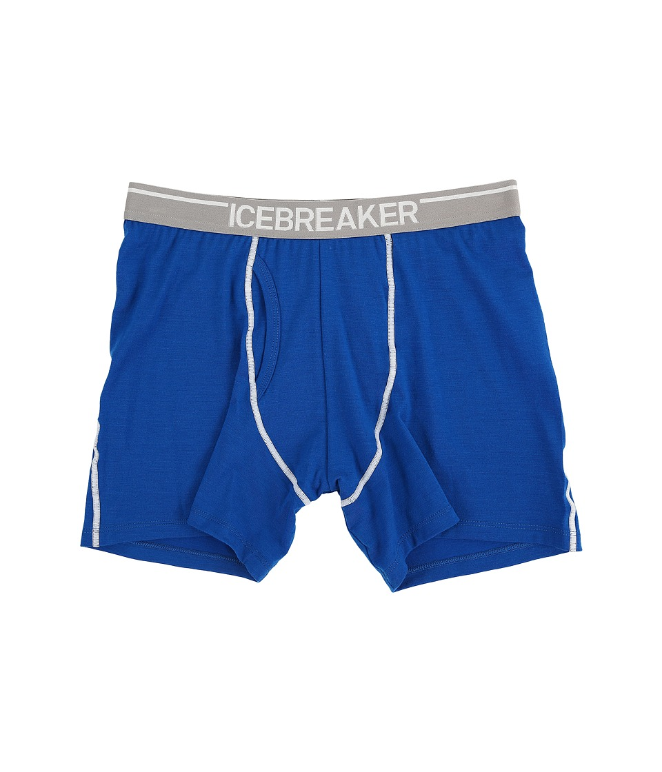 Icebreaker Anatomica Boxers w/ Fly Awesome/Lunar Mens Underwear