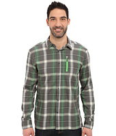 Icebreaker - Compass II Long Sleeve Shirt Plaid