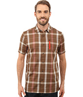 Icebreaker - Compass II Short Sleeve Shirt Plaid