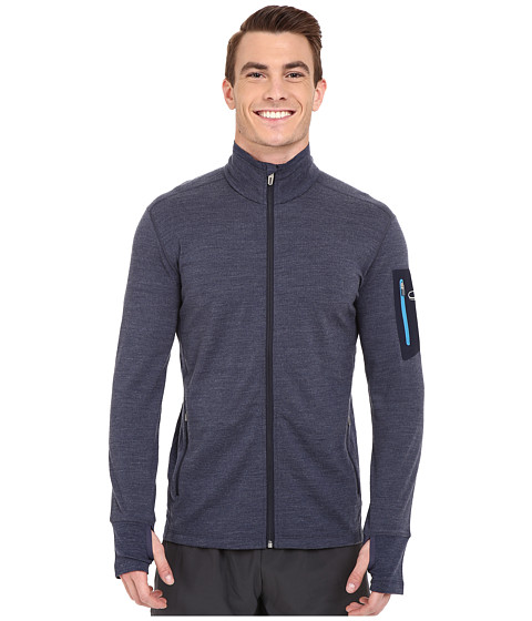 Icebreaker Compass Long Sleeve Zip