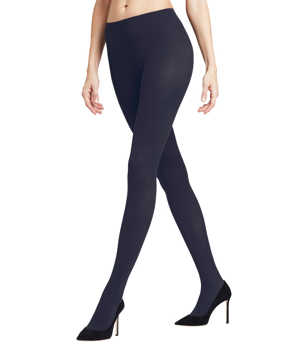 FALKE Pure Matt 50 Tights (Marine) Hose
