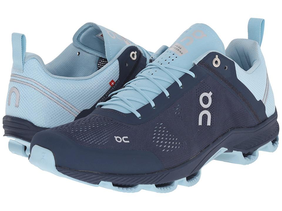 On Cloudsurfer Navy/Steel Mens Running Shoes