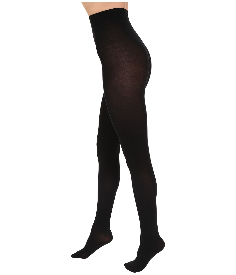 Falke - Cotton Touch Tights (Black) Hose