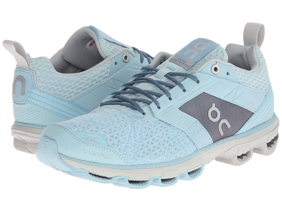 On Cloudcruiser Aqua/Moon Womens Shoes