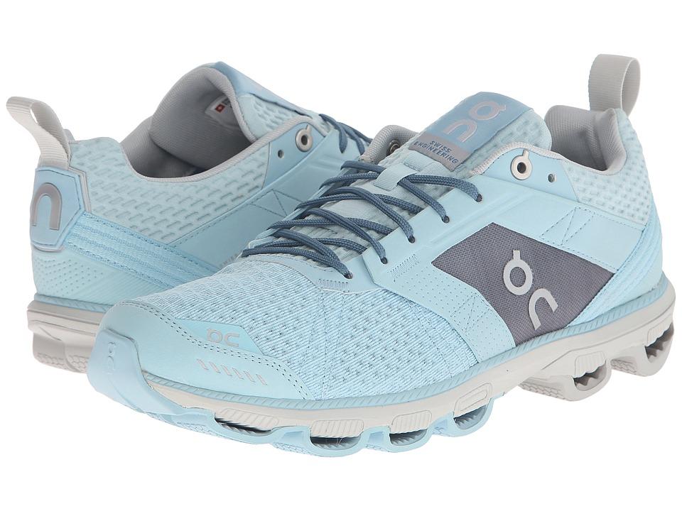 On Cloudcruiser Aqua/Moon Womens Shoes