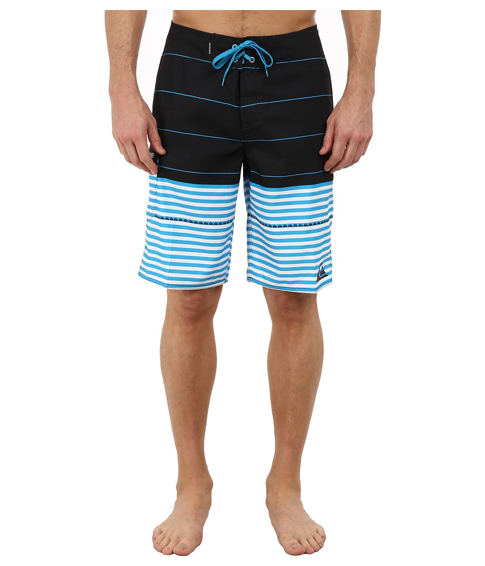 Quiksilver Everyday Prints Boardshorts Black Mens Swimwear