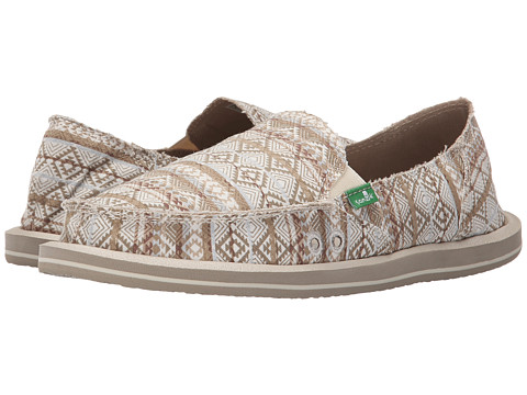 Sanuk Donna Tribal - Natural/Multi Tribal Stripe