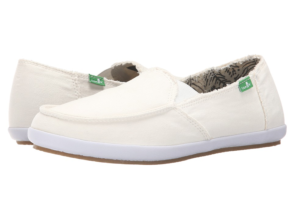Sanuk Overboard (Off White) Women
