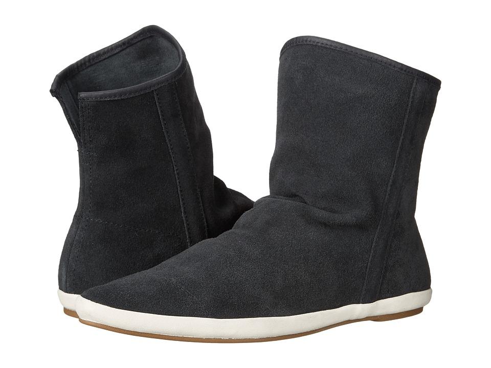 Sanuk Kat Sphynx Luxe Dark Charcoal Womens Boots