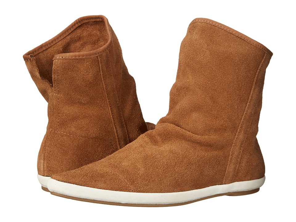 Sanuk Kat Sphynx Luxe Tobacco Womens Boots