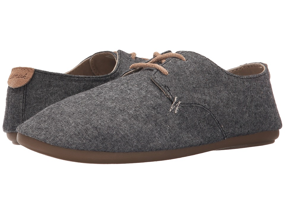 Sanuk - Bianca TX (Black Chambray) Women