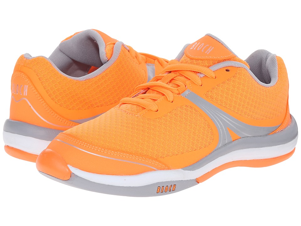Bloch Element Orange Womens Shoes