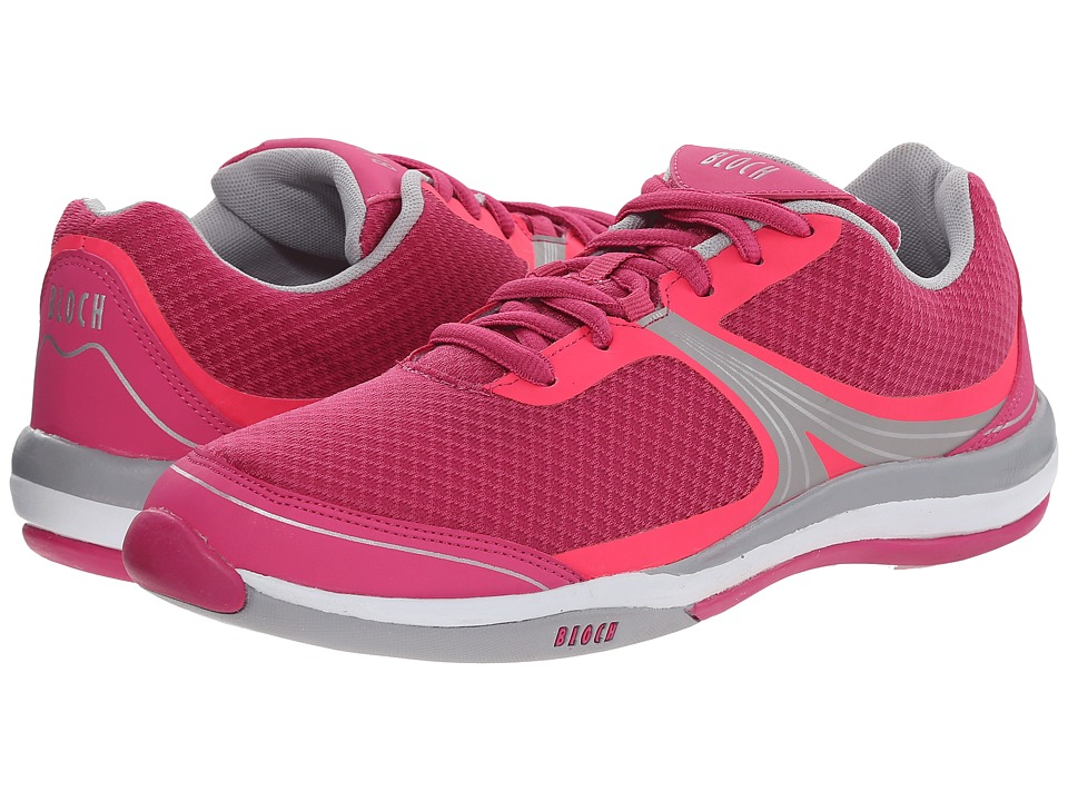 Bloch Element (Pink) Women's Shoes