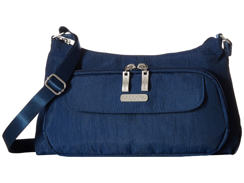 Baggallini Everyday Bagg (Pacific) Cross Body Handbags
