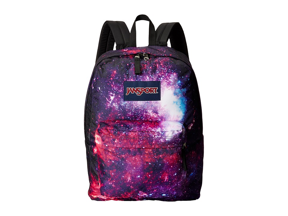 JanSport High Stakes Multi Intergalatic Backpack Bags
