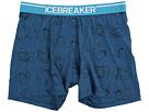 Icebreaker Anatomica Boxers Heads Up