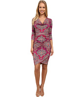 Nicole Miller - Luna Arabesque Jersey Dress
