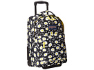 JanSport Wheeled SuperBreak (Black Lucky Daisy)
