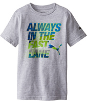 Puma Kids - Fast Lane Tee (Little Kids)