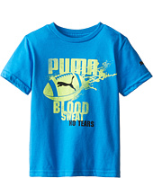 Puma Kids - Football Splat Tee (Little Kids)
