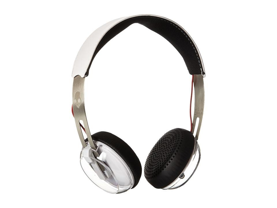 Skullcandy Grind White/Black/Red Headphones