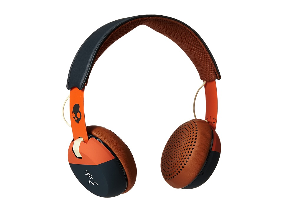 Skullcandy Grind Explore/Orange/Navy Headphones