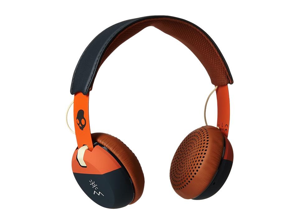 Skullcandy Grind Explore/Orange/Navy Headphones