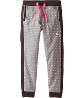 Puma Kids - Polka Dot Dorm Pants (Little Kids)
