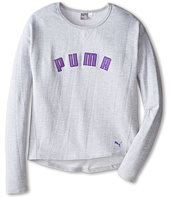 Puma Kids - French Terry Top (Big Kids)
