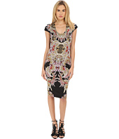 Just Cavalli - Fairy Mermaid Print Short Sleeve Scoop