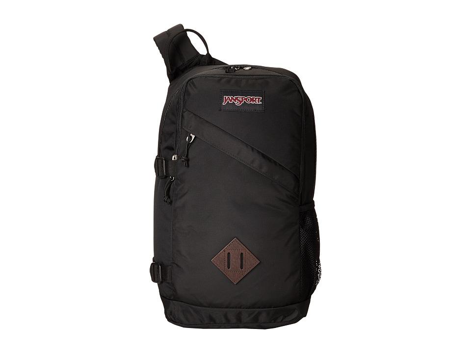 JanSport Bowery Black Backpack Bags
