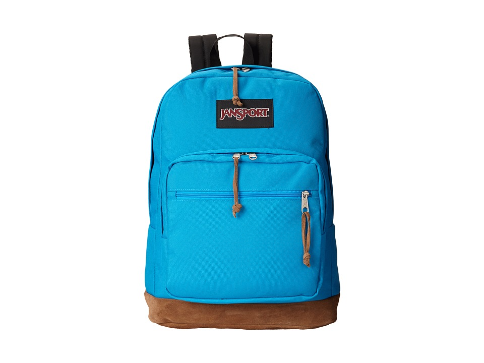 JanSport Right Pack Blue Crest Backpack Bags