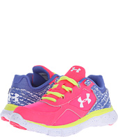 Under Armour Kids - UA GPS Velocity RN GR (Little Kid)