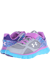 Under Armour Kids - UA GPS Velocity RN GR AC (Little Kid)