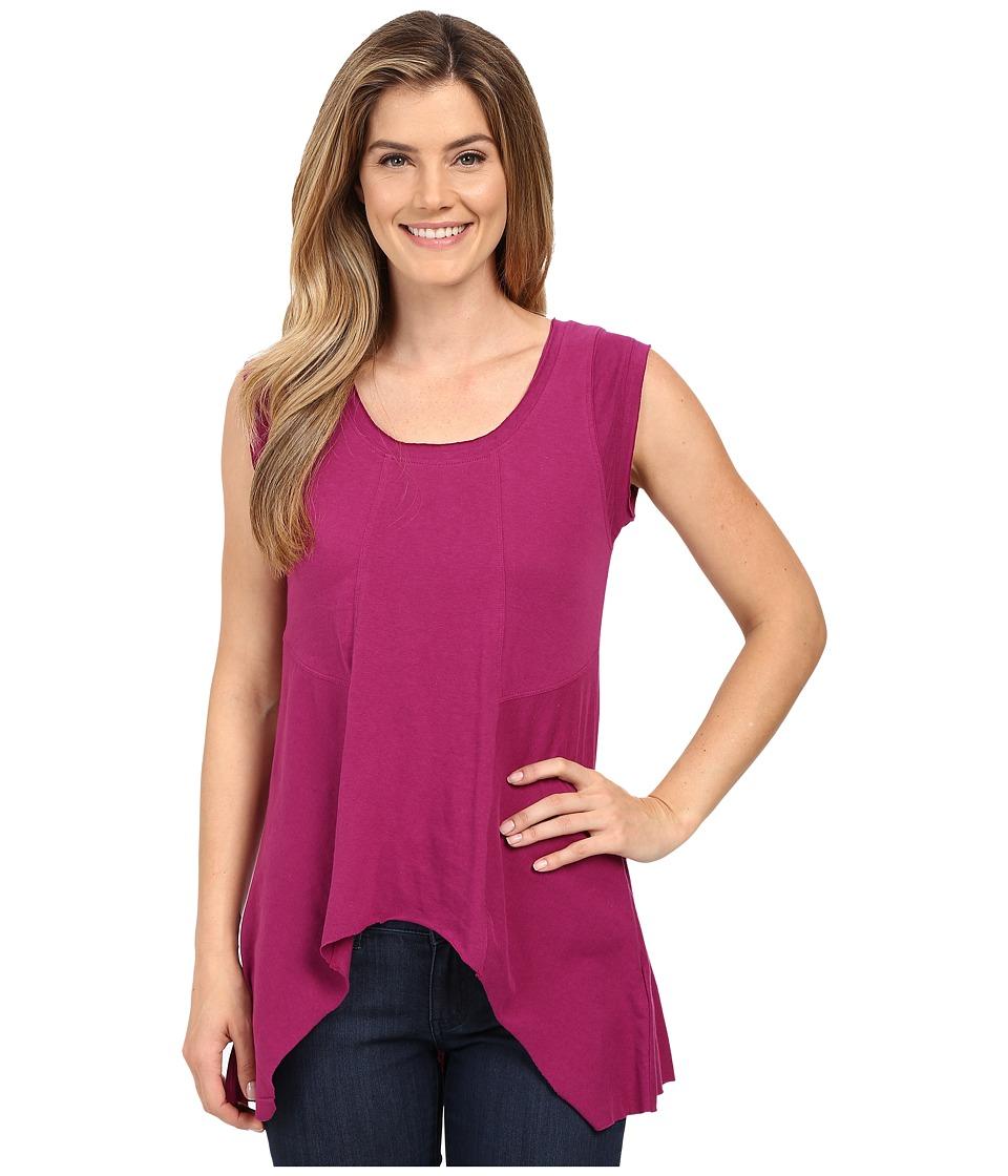 Prana - Lauriel Top (Rich Fuchsia) Womens Clothing