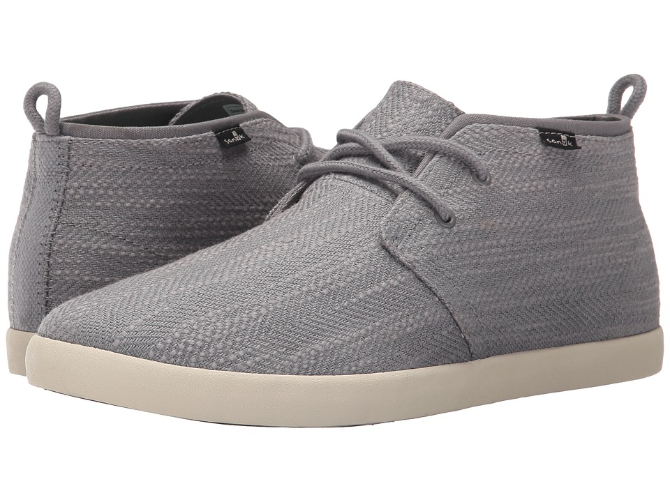 Sanuk - Cargo TX (Grey) Men