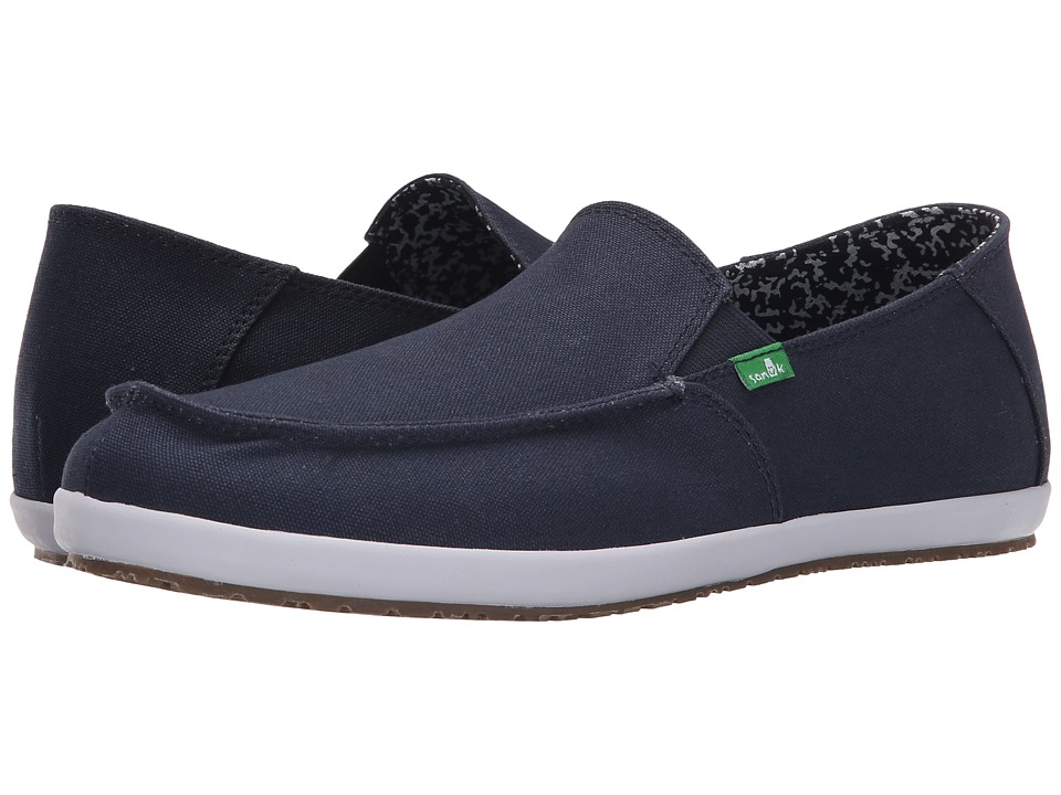 Sanuk - Casa (Navy) Men
