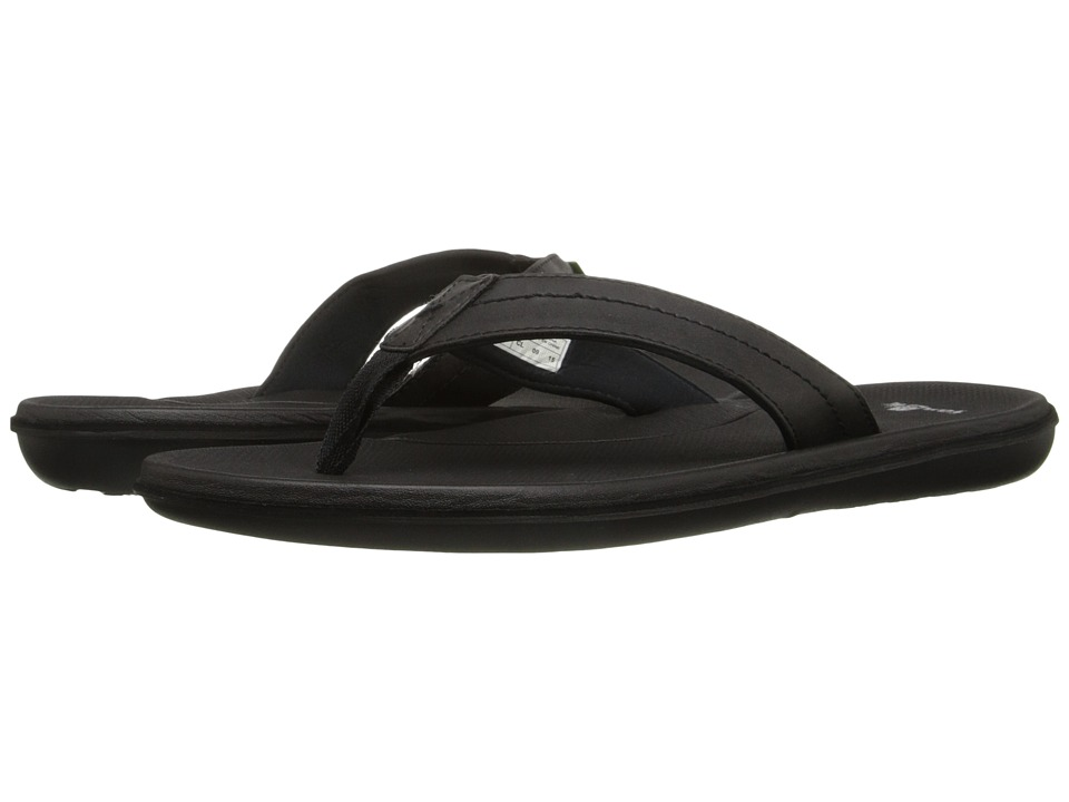 Sanuk - Planer (Black) Men