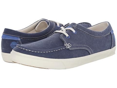 是船鞋,也是帆布鞋:Timberland添柏岚 Earthkeepers Hookset 休闲鞋