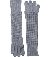 LAUREN by Ralph Lauren - Baby Waffle Stitch Long Touch Glove
