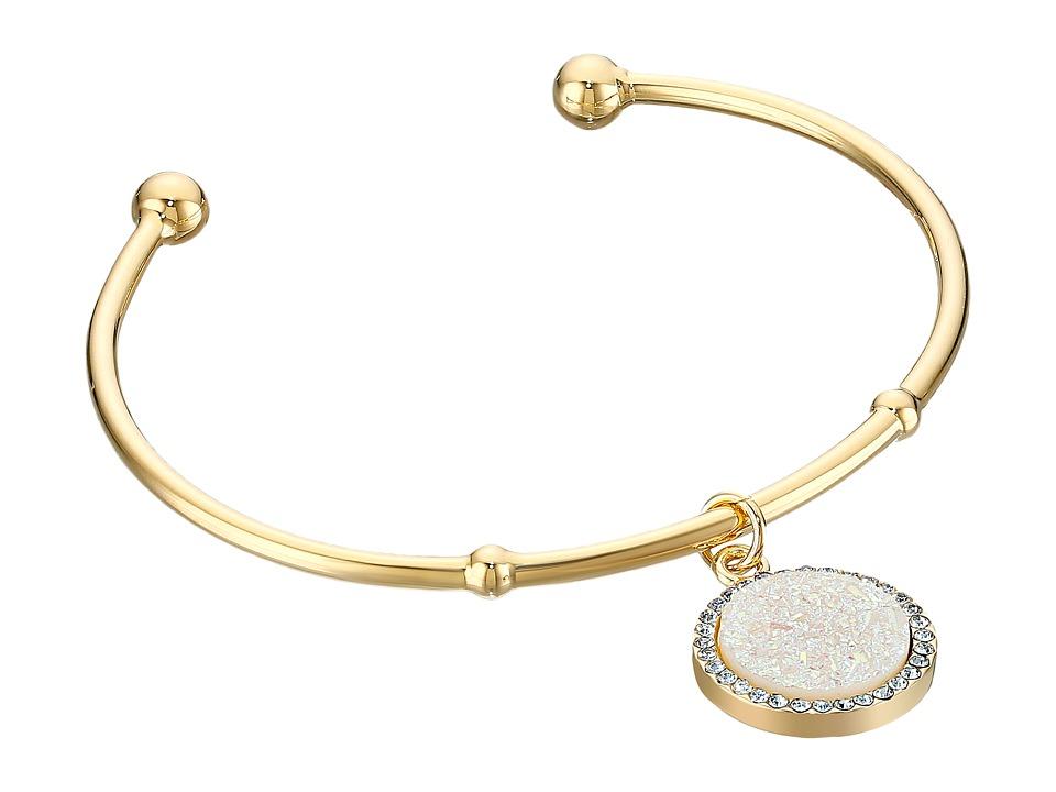 Kate Spade New York All That Glitters Druzy Cuff Bracelet Opal Bracelet