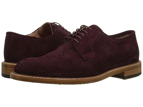 Paul Smith Stokes Suede Net Oxford