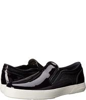 Salvatore Ferragamo - Lizard Patent Sneaker