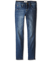 Hudson Kids - Collin Skinny with Back Flap Pocket in Hippie Sky (Big Kids)