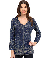 Lucky Brand - Handkerchief Top