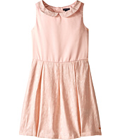 Tommy Hilfiger Kids - Lamet Peter Pan Collar Dress (Big Kids)