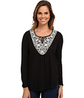 Lucky Brand - Stitched Bib Top