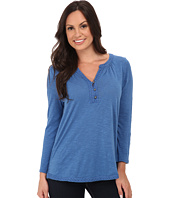Lucky Brand - Mixed Trim Top