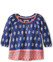 Lucky Brand Kids - Maryn Border Top (Little Kids)