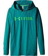 Under Armour Kids - Coolswitch Thermocline Hoodie (Big Kids)